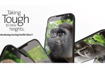 Gorilla Glass toughened glass 5 will appear on the Galaxy Note 7?