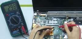 Repair laptops at Digitech