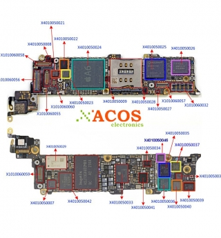 33851077 Audio IC iPhone 5